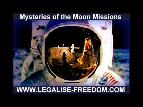 Marcus Allen - Mysteries of the Moon Missions