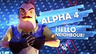 HELLO NEIGHBOR ALPHA 4 RELEASE!!! (Hello Neighbor Secrets!! / Hello Neighbor Alpha 4)