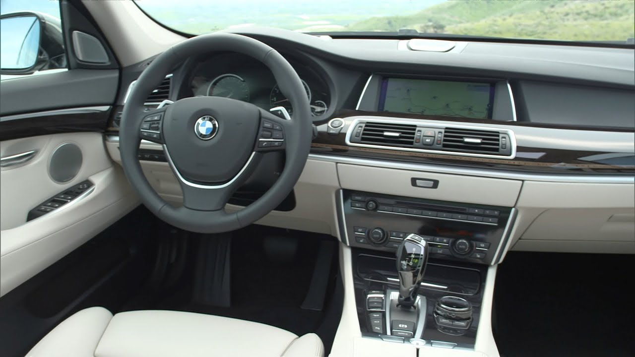 2014 Bmw 535i Gt Interior Design Youtube