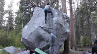 Rock Creek: Pull Down Like De Jesus (V4)