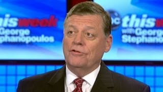 Rep. Tom Cole During 'This Week' Roundtable: Sequester 'Inevitable'