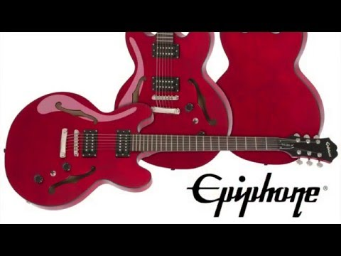 The Epiphone Dot Studio