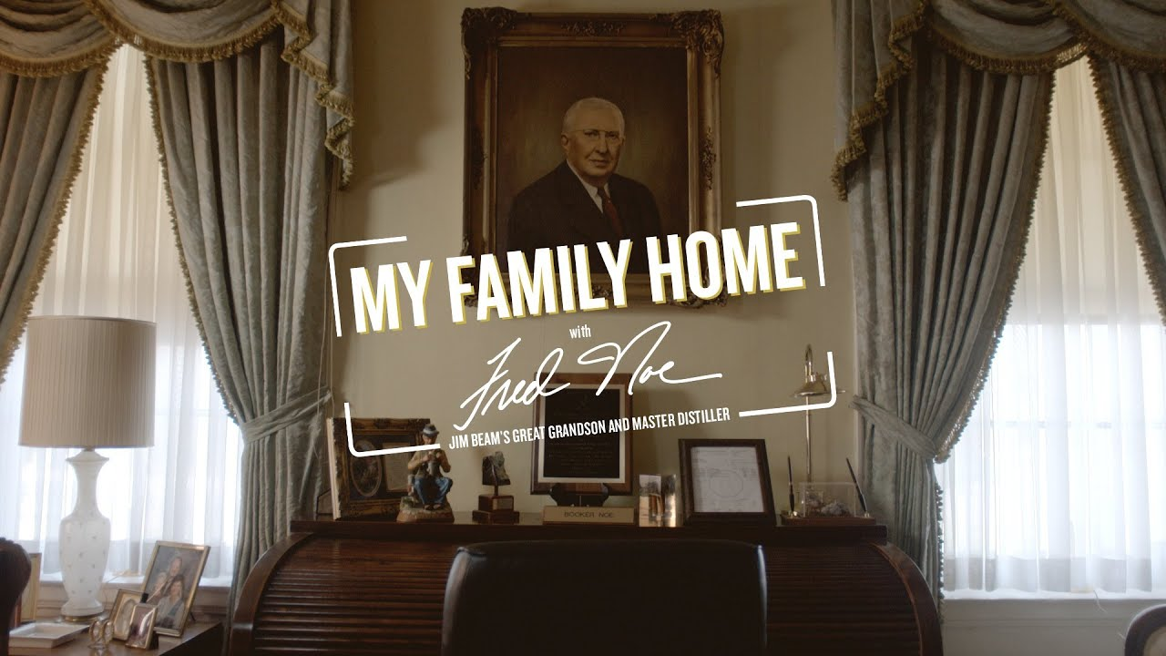 Behind the Bourbon by Jim Beam®: At Home with Fred
