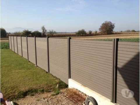cheap privacy fence ideas - YouTube on Decorations For Privacy Fence id=67115