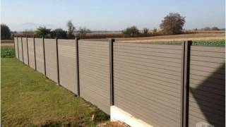 Gambar cover cheap privacy fence ideas