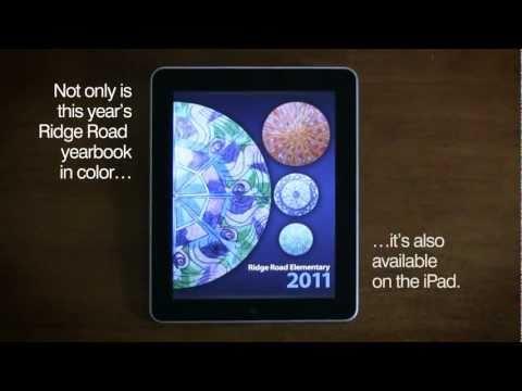 Ridge Road Yearbook for iPad