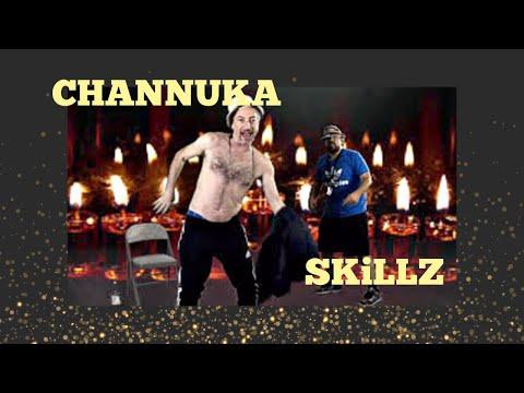 HANUKKAH song MC WHACK 8 BIG NIGHTS