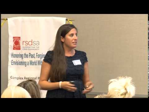 Exercise With CRPS with Jessica Rossman, DPT RSDSA