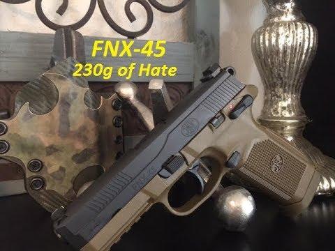 FNX-45 - 230g of Power!
