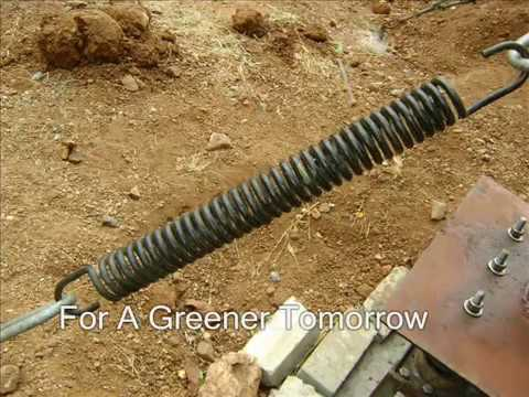 Inertia Wheel Power Generator
