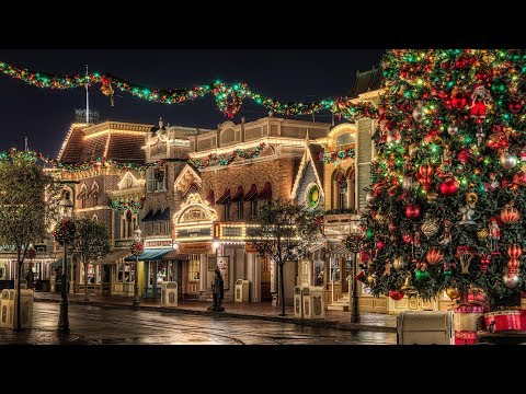 Disneyland | Main Street USA | Holiday BGM Loop