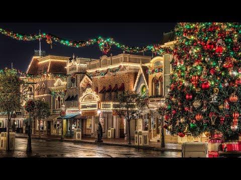 Disneyland | Main Street USA | Holiday BGM Loop