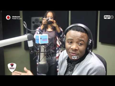 Alikiba alivyohojiwa na Radio Trans ya South Africa.