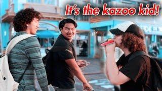 KazooOoOOoOo Kid in REAL Life
