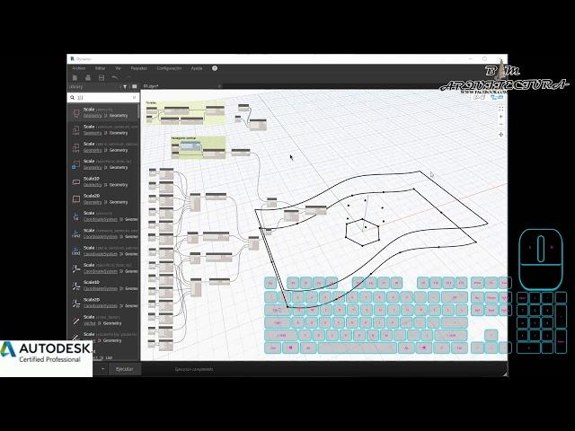 Clase 09 Dynamo para Revit Fundamentos