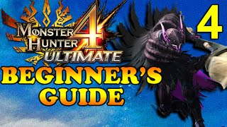 Beginner's Guide To Monster Hunter 4 Ultimate