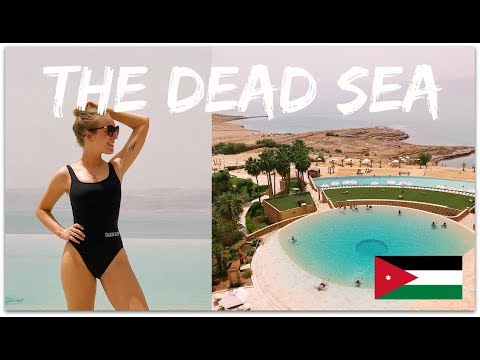 TRAVEL DIARY: THE DEAD SEA, JORDAN!
