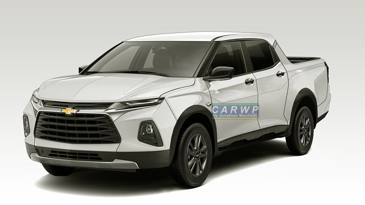render nova chevrolet grand montana cd 2020 mini s10