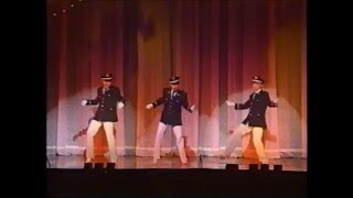 準トップの頃の麻路さき、真矢みき、一路真輝 初々しい歌とダンス「ディ...
