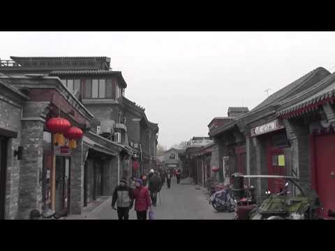 China 2013 - Beijing, rickshaw tour in the old town