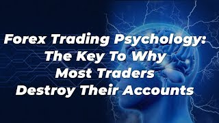 Forex Trading Psychology:  The Key To Why Most Traders Destroy Their Accounts