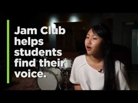 Support Jam Club — National Music Centre
