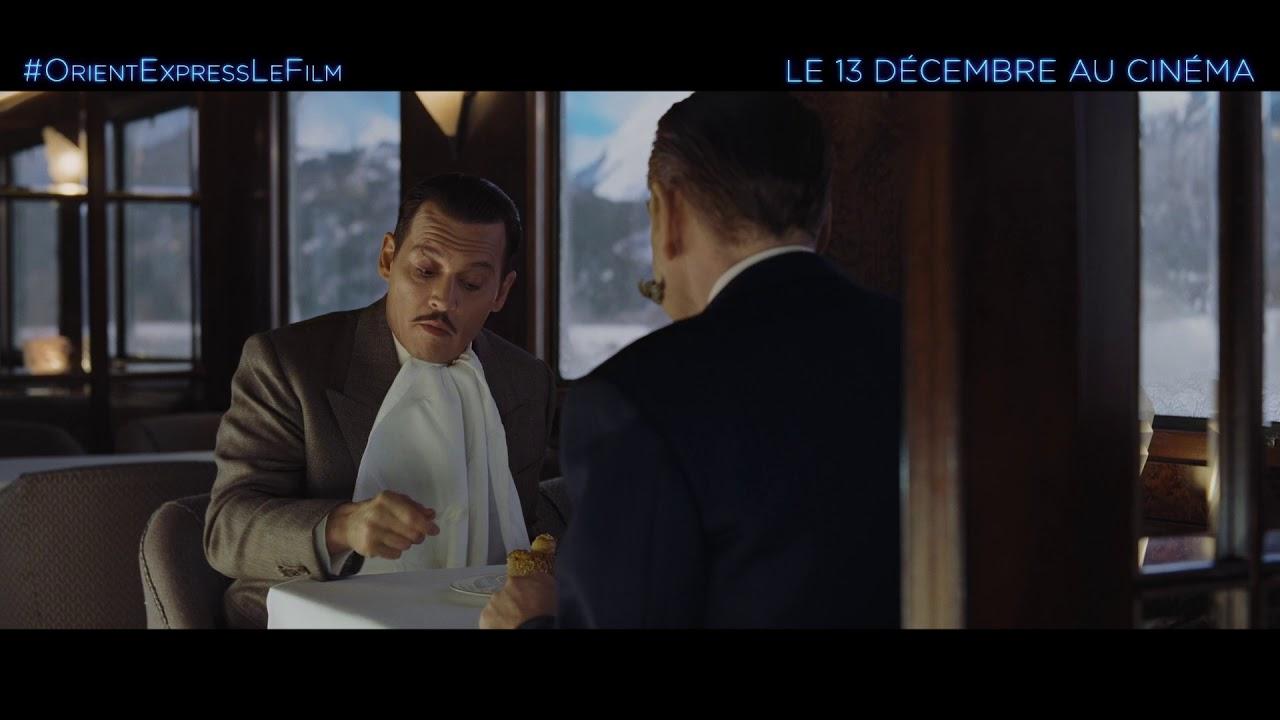 Le Crime de l'Orient Express | Spot Twist [Officiel] VF HD | 2017