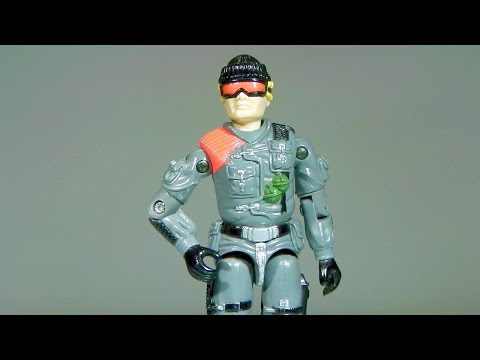 1986 Low Light (Night Spotter) G.I. Joe review