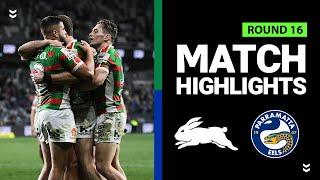 Eels v Rabbitohs | Round 16 2020 | Telstra Premiership | NRL