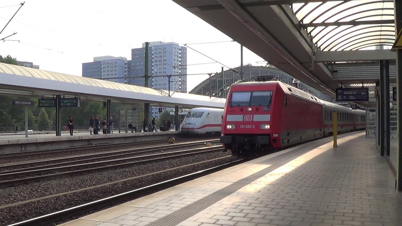 personenverkehr in berlin ostbahnhof 25 08 17 youtube. Black Bedroom Furniture Sets. Home Design Ideas