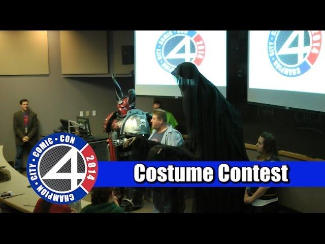 C4 2014 Costume Contest