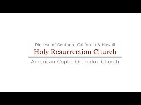 St Cyril Divine Liturgy - Fr Cyril Gorgy