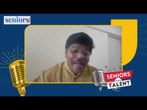 Sunil Naik Performing at Seniors Have Talent | Season Two Finale | Online Singing Contest