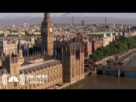 Brexit's Delayed – Here's What's Next For The UK | NBC News Signal