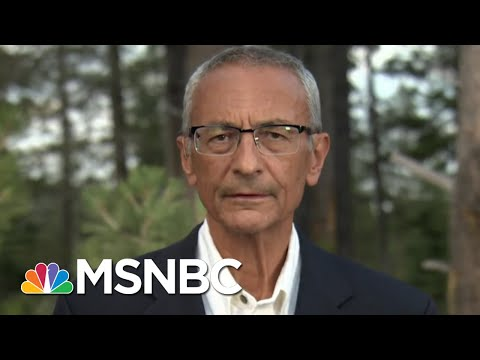 Department Of Justice Says Russians Stole John Podesta Emails, He Responds | The Last Word | MSNBC