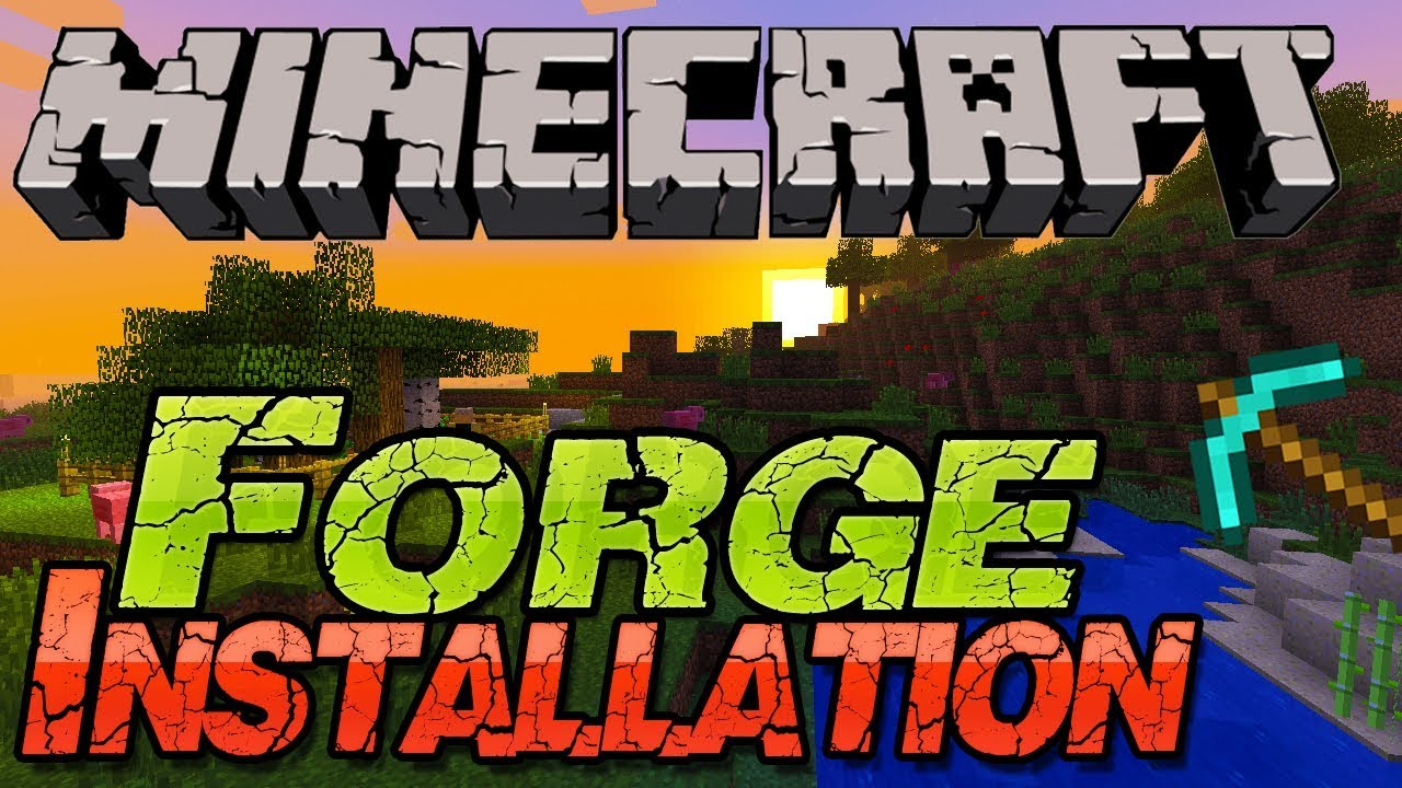 How to Download Minecraft forge on Mac (EASY) / NoWordHD ...