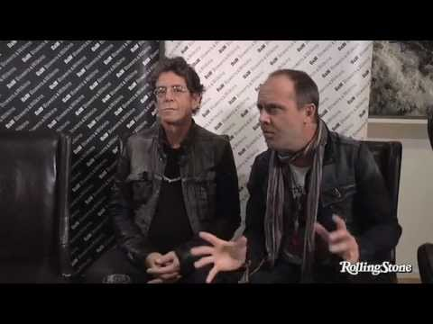 Lou Reed and Metallica On the making of 'Lulu'
