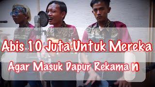 Akhhirnya Pengamen Alay Masuk Dapur Rekaman ( LIVE) Rhoma Irama Gelandangan (Auto Sedih)😭