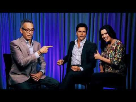 Ruben Dominguez Grandfathered Interview With John Stamos & Paget Brewster