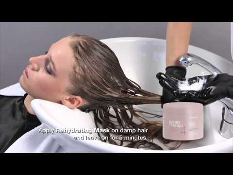Alfaparf Milano USA - Lisse Design Keratin Therapy: Express Method