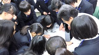 キャリア教育講演会(中学生対象)