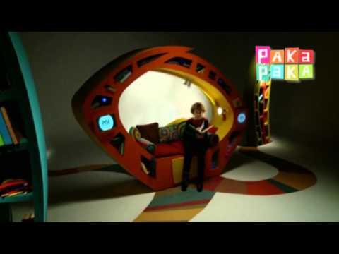 """Cuento: """"El alumno nuevo"""" de Pablo De Santis, leído por Ana Padovani - Canal Pakapaka"""