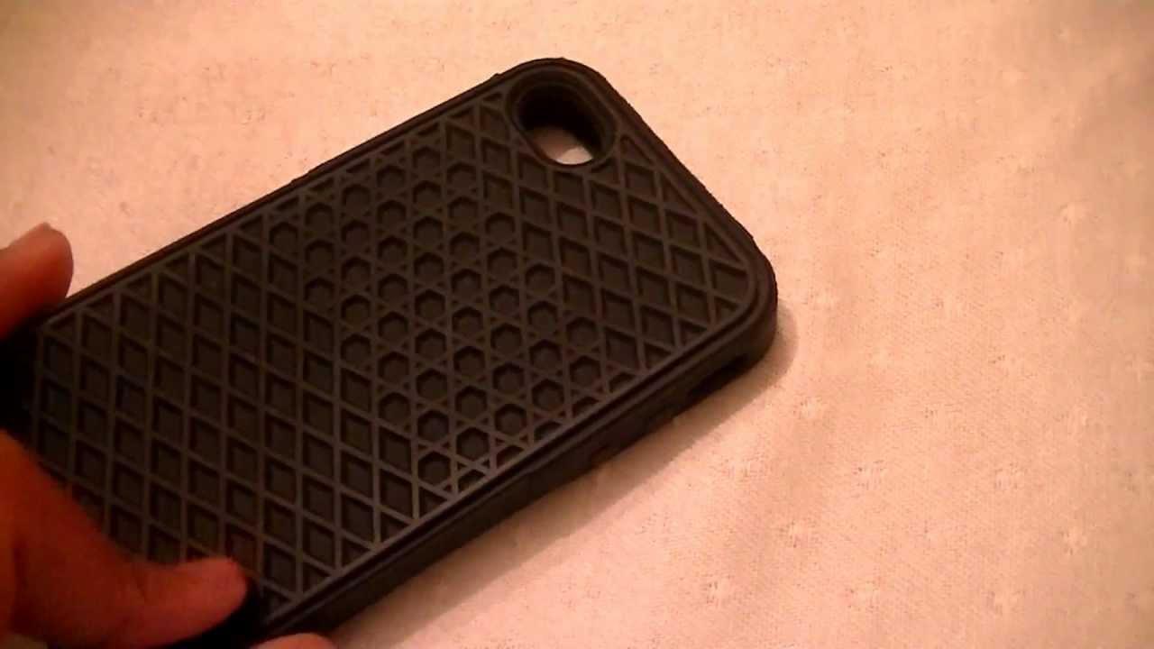black vans iphone 4 case