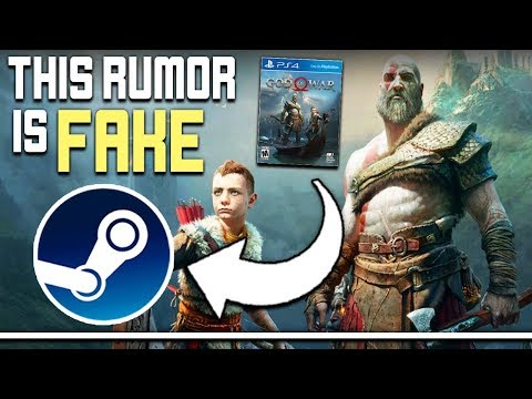 The God of War on PC Rumor is FAKE - But Here's Why It Could Happen