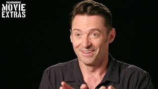 The Greatest Showman | On-set visit with Hugh Jackman