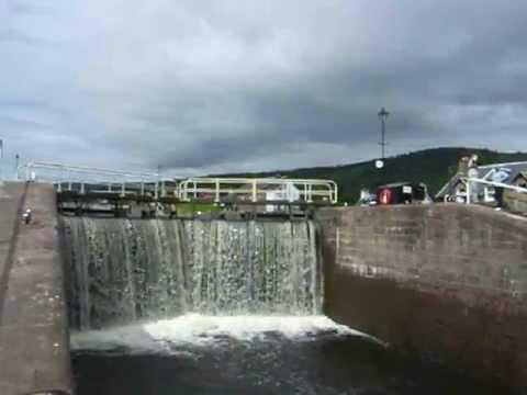 Fort Augustus Loch Ness Scottish Highlands Scotland