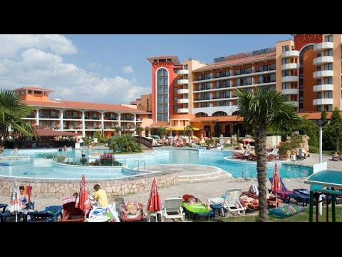 Hrizantema Hotel & Casino- Sunny Beach, Bulgaria
