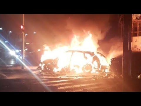 חיסול כפול: שני הרוגים בפיצוץ רכב בתל אביב