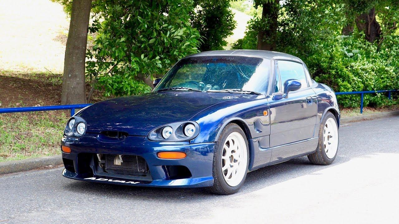 Car Auction Usa >> 1991 Suzuki Cappuccino Turbo Kei Car (USA Import) Japan ...