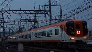 近鉄12400系NN02 定期検査・新塗装化出場回送
